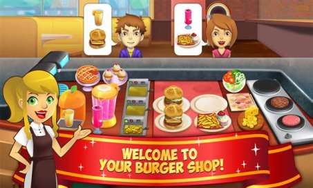 My Burger Shop 2 - 1