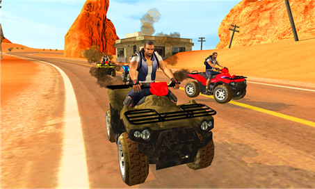 ATV Quad Bike Racing Mania - 6