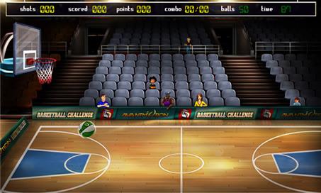 Basketball Challenge - 3