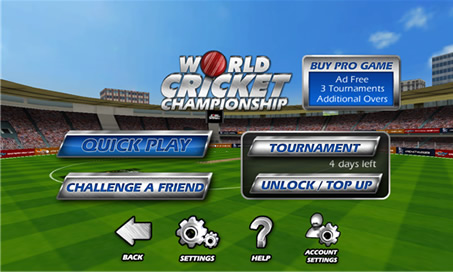 World Cricket Championship Lite - 2
