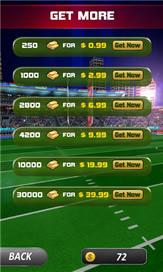 Football Kick Flick-Rugby 3D - 4