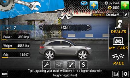 Drag Racing 4x4 - 4