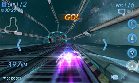 Space Racing 3D - 5