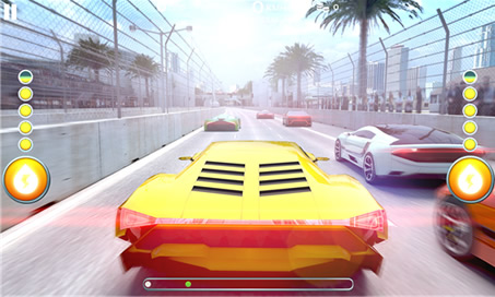 Racing: Need For Race on Real Asphalt Speed Tracks - 2