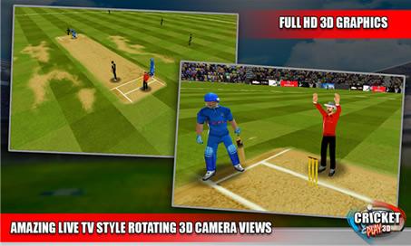Cricket Play 3D - 4