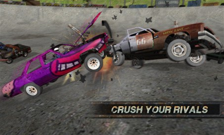 Demolition Derby: Crash Racing - 3