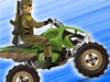 Stunt Bike - Army Rider