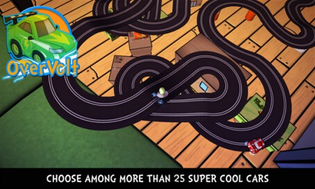 OverVolt: Crazy Slot Cars - 3