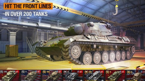 World of Tanks Blitz - 38