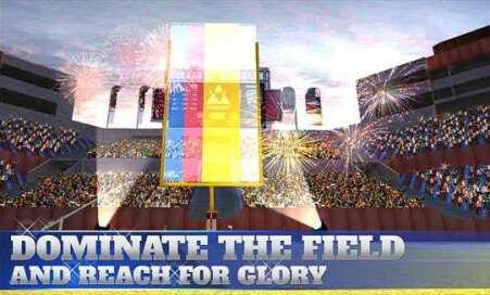 American Football: Champion Kicker Tournament 2015 - 2