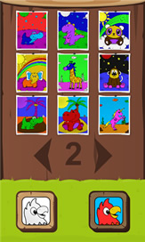 Paint and Puzzle Free - 5