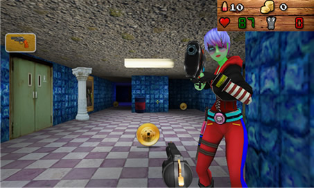 Zombie Doom HD - 6