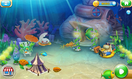 AniCrush - Under the Sea - 2
