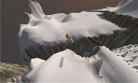 Mad Snowboarding - 5