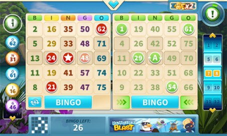 Microsoft Bingo - 1