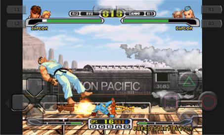 Capcom vs. SNK Pro - 4