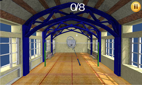 Badminton Player Free - 3