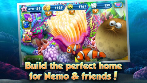 Nemo's Reef - 2