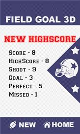 Field Goal 3D - 2