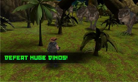 Dino Escape: Jurassic Hunter - 4