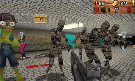 Zombie Doom HD - 1