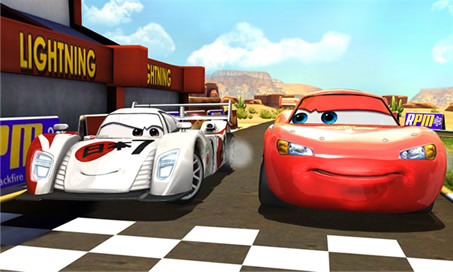 Cars: Fast as Lightning - 3