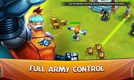 Armies & Ants - 4