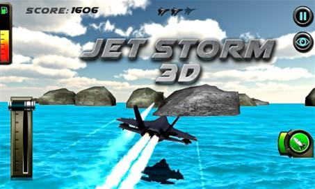 Jet Storm 3D - 60