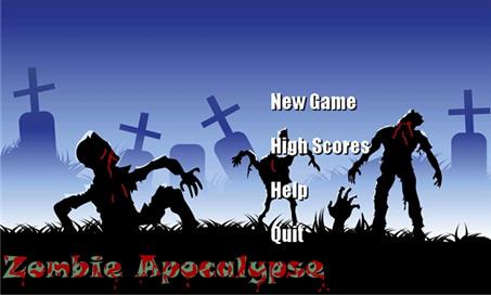 Zombie Apocalypse - 1