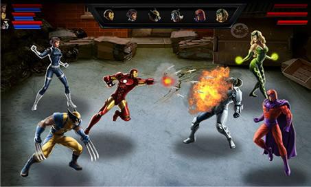 Avengers Alliance - 33