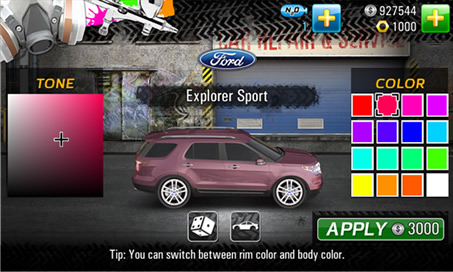Drag Racing 4x4 - 5