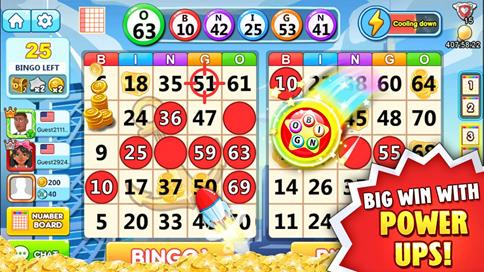 Bingo Holiday HD: Free Bingo Games - 46