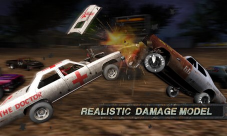Demolition Derby: Crash Racing - 45