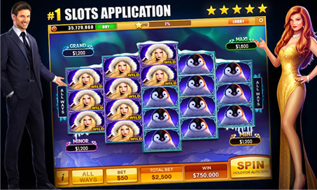Slots - House of Fun - 3