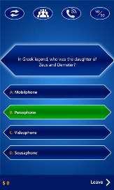 Millionaire Quiz - 2