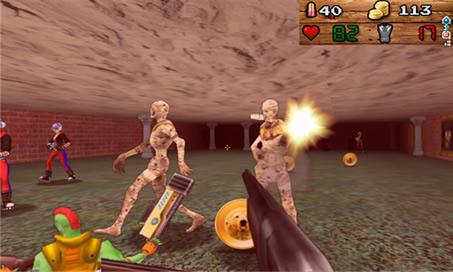 Zombie DOOM - 4