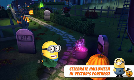 Despicable Me: Minion Rush - 3