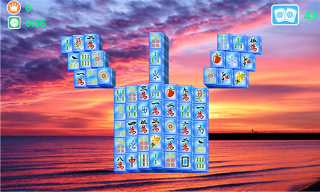 mahjong panda free online game