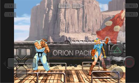 Capcom vs. SNK Pro - 3