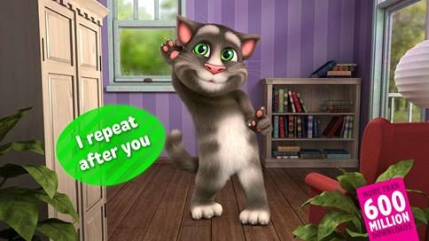 Talking Tom Cat 2 - 1