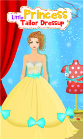 Princess Tailor Dress Up Boutique - 1