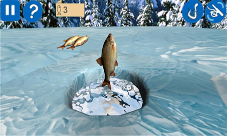 Winter fishing 3D - 2