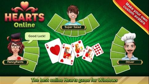 Hearts Online - 1