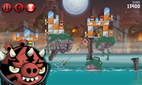 Angry Birds Star Wars - 2