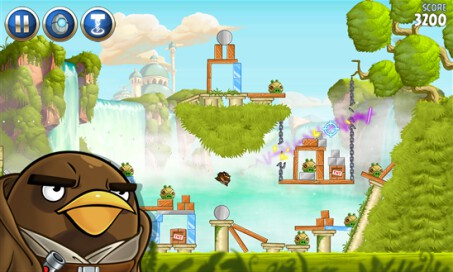 Angry Birds Star Wars - 3