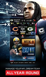 NFL Showdown: Football Manager - 1