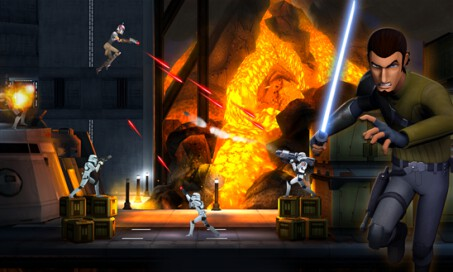 Star Wars Rebels: Recon Missions - 1