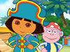 Dora the Explorer Doll Pirate Game Nickelodeon