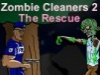Zombie Cleaners 2 The Rescue