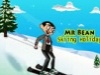 Mr Bean Skiing Holiday
